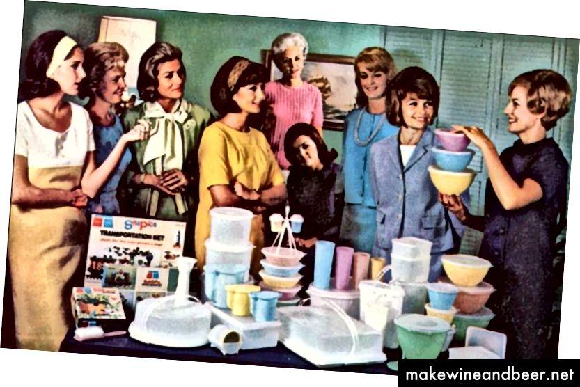 Tupperware-Partys