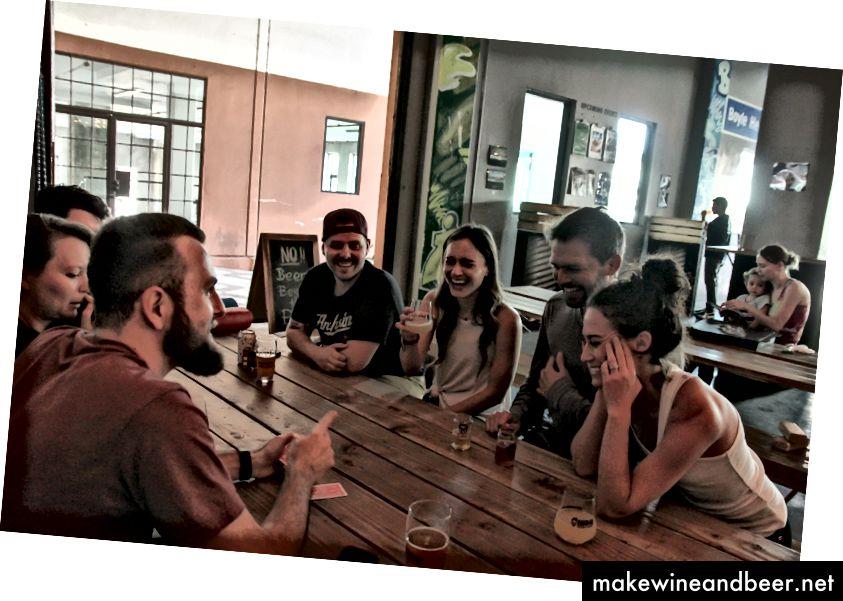 سمت چپ: فصل جدید شرکت تولید آبجو Indie با نام
