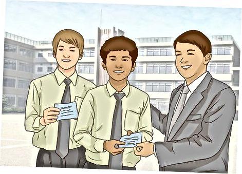 Sudjelovanje u školi