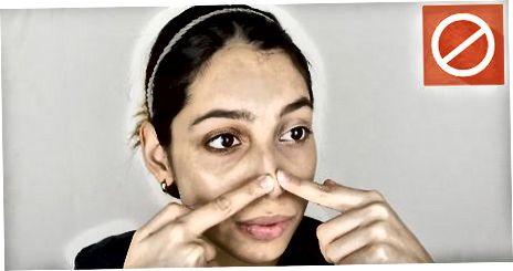 Održavanje lica čistim