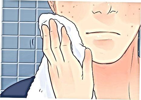 Pimple dan qutulish