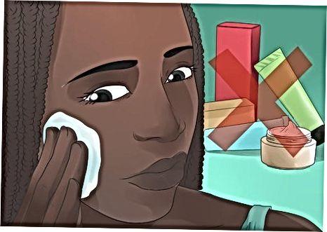 Blackheads Popping agus Seachain Do Chraiceann a Mhéadú