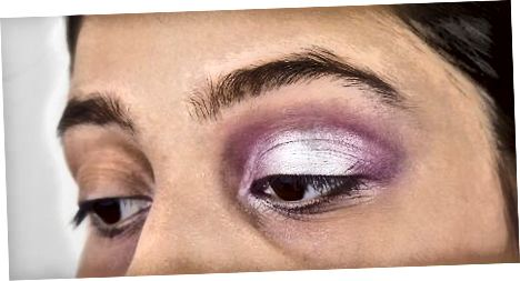 Нанасяне на Goth Eyeshadow