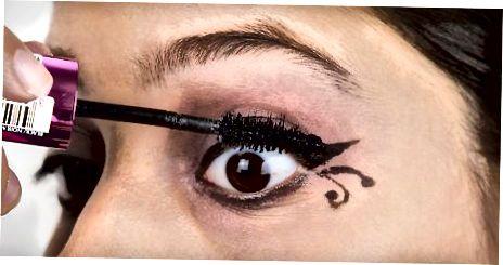 Eyeliner texnikasini o'rganish