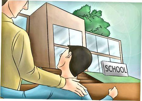 Запознаване с училището