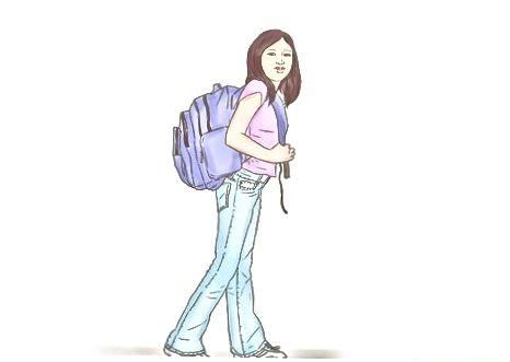 Innan skolan börjar