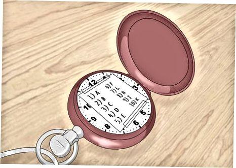 Pocket Watch usuli