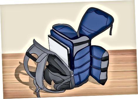 Backpack xususiyatlarini tanlash