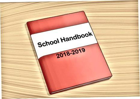 Rregullimi në një shkollë të re