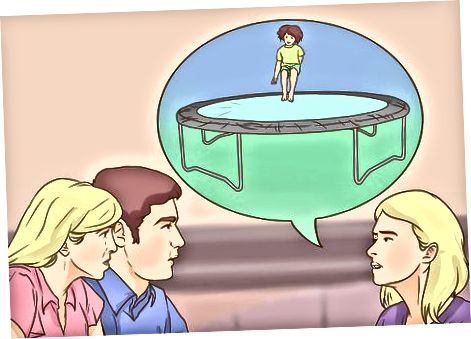 Trampolining foydasi haqida suhbatlashish