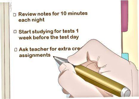 Krijimi i një plani efektiv të studimit