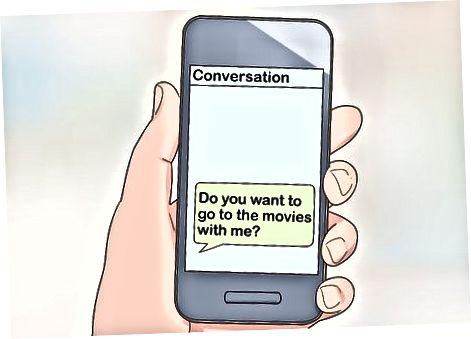 Uni so'rash uchun unga SMS yuborish