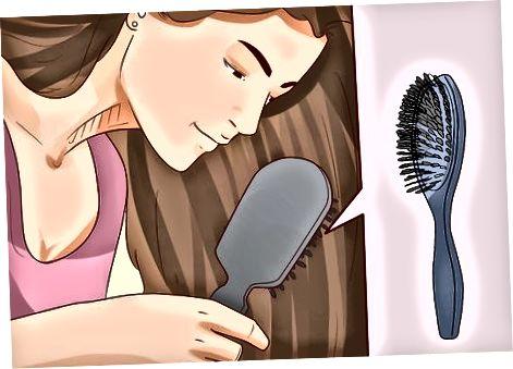 Брига за пришивене екстензије