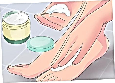 جلد کا علاج کرنا