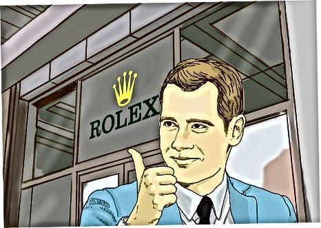 Rolex-ni sotib olish