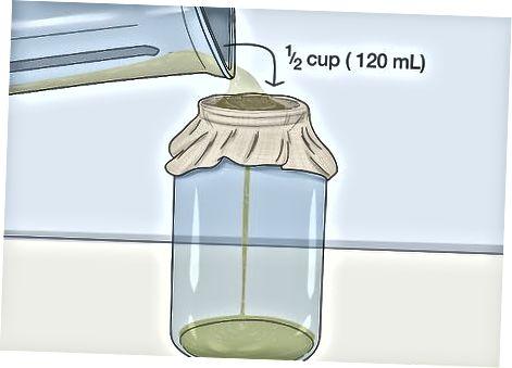 Blender yordamida piyoz sharbatini tayyorlash