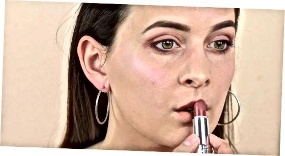 Lipstick rangini tanlash