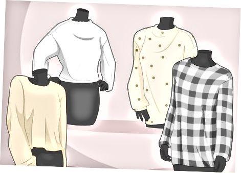 آپ کے بڑے سویٹر کا انتخاب کرنا