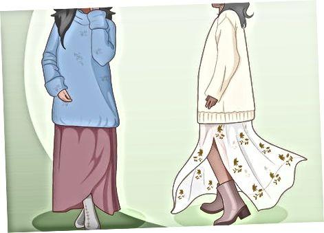 Création d'une tenue
