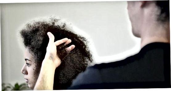 Birovning sochini kesish