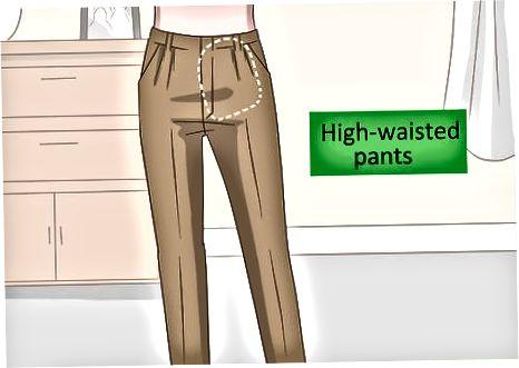 Nosit ženskou módu
