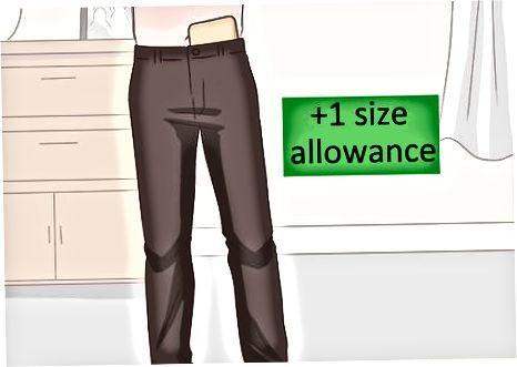 Výběr mužského oblečení