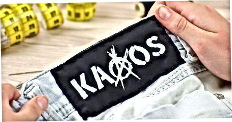 Logotipni yamoq bilan yashirish