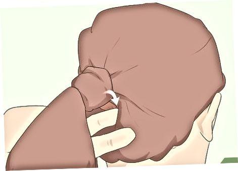 Sochni elastikga o'rash
