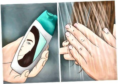 ქიმიურად დამწვარი თმის მკურნალობა სახლში