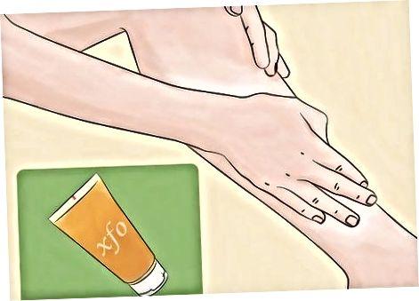 Eliminar el bronceado en spray de tu piel