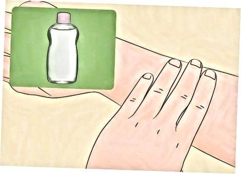 Удаление спрей загар с вашей кожи