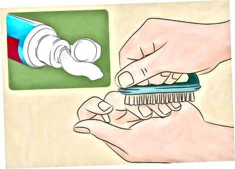Забота о спрей загар на ладони и ногти