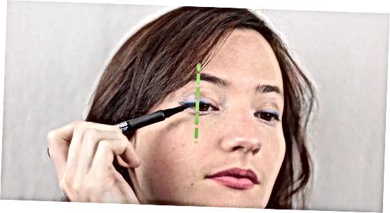 Eyeliner-dan foydalanish