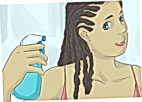 Qarag'aylarni shampunlash