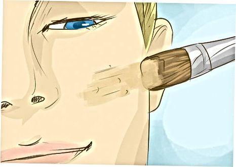 Quyosh bilan o'pish uchun kosmetik vositalardan foydalanish