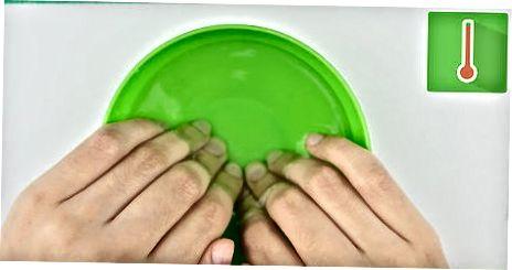 Tirnoqlarni polyak tiliga tayyorlash