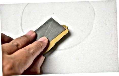 Membuat Pin Menggunakan Plastik Shrink