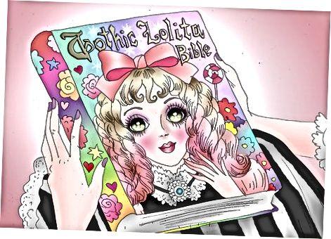 Lolita bo'lish