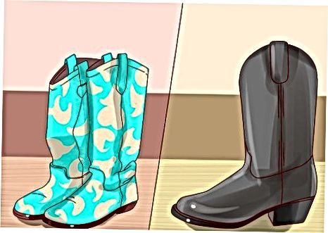 Boot turini tanlash