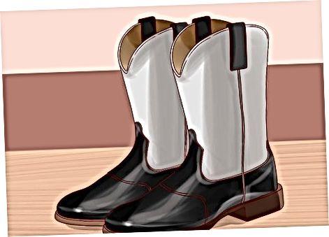 Boot uslubini tanlash