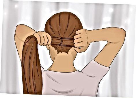 Zo'r ponytail kiyish