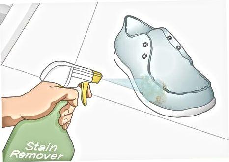Canvas Crocs-ni tarash