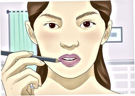 Lip layneri rangini tanlash