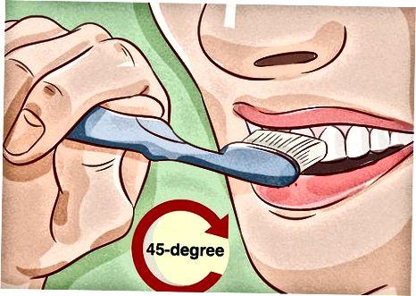 جب آپ کی زبان ٹھیک ہو رہی ہو تو اپنے دانتوں کو صاف کرنا