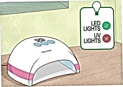 LED yoritgichli chiroqni boshqarish