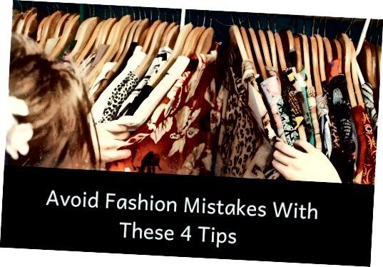 У ваших шафах і ящиках повно непридатних модних помилок?