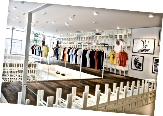 Ang Reed Space Streetwear Store