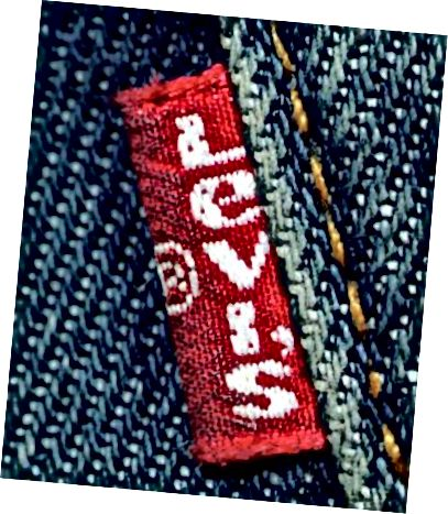 Levi's شرکتی است که یک جفت شلوار جین کلاسیک را پس از دیگری چاق کرده است.