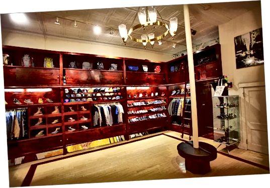 Internetový obchod Bodega Streetwear