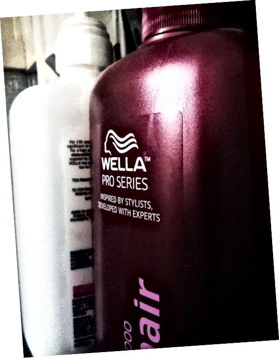 Wella šampon